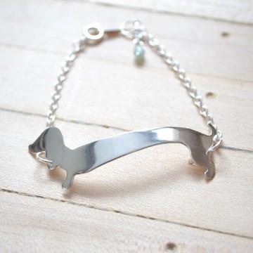 Custom Dog Bracelet